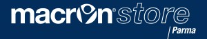 logo macron store_Parma